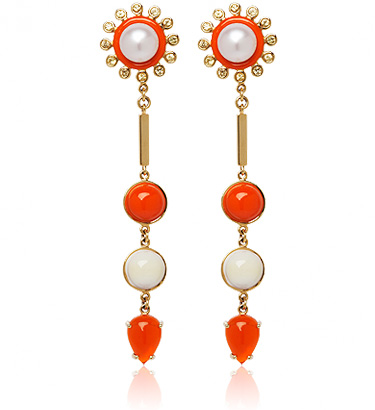 Stenmark • Colourburst • Earrings