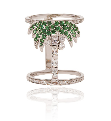 Stenmark • Deliciosa • Palm Tree Ring