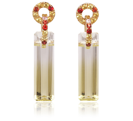 Stenmark - Lemon Drop Earrings