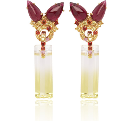Stenmark - Lemon-Drop Earrings