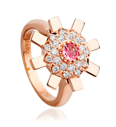 Stenmark Sun Ray Ring